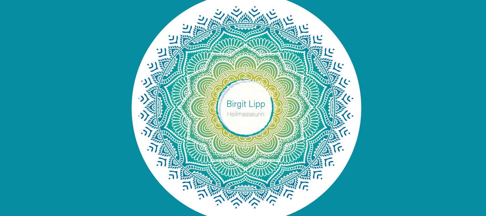 Logo Birgit Lipp Heilmasseurin